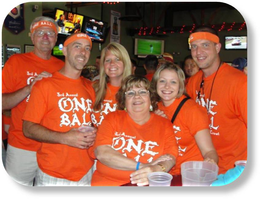 One Ball Pub Crawl