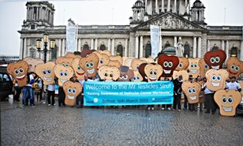 Belfast Strut for Testicular Cancer