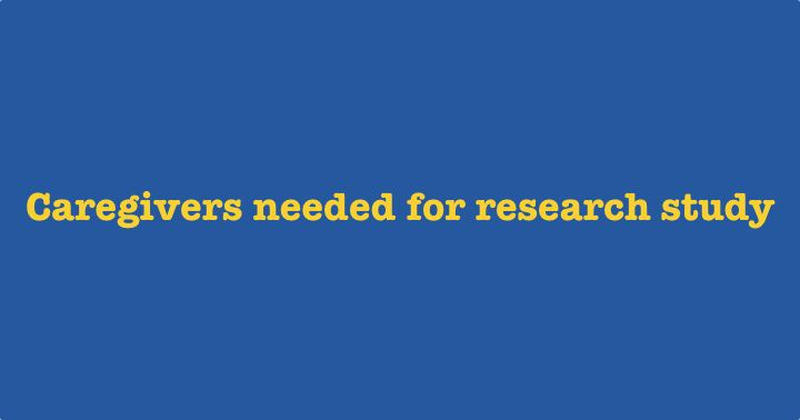 Cancer caregivers needed for communication study