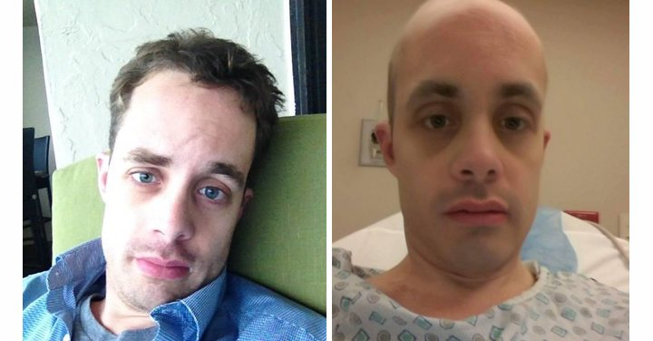 Testicular Cancer Survivor Blake Lynch