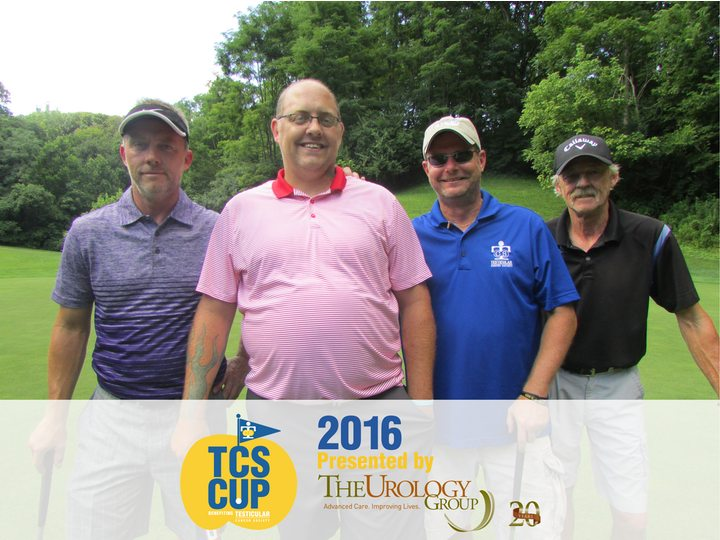 Testicular Cancer Society Golfers