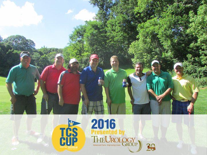 Testicular Cancer Society golfers