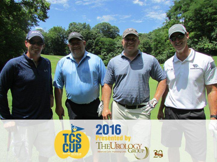 Testicular Cancer Society Cup Golfers